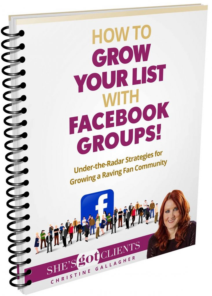 Grow Your List With Facebook Groups